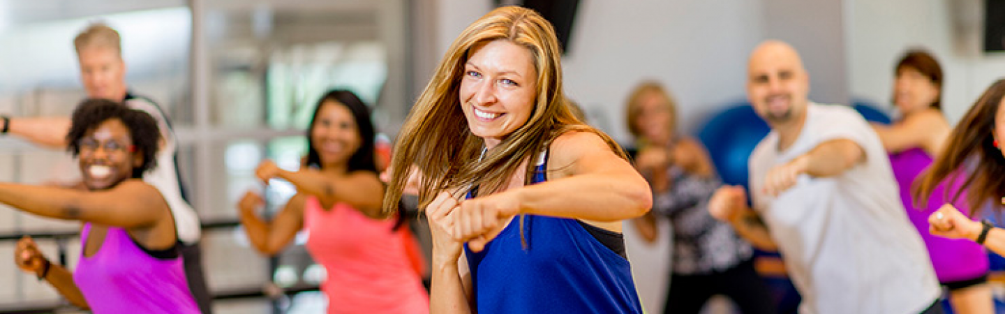 Group Exercise | Sewickley Valley YMCA